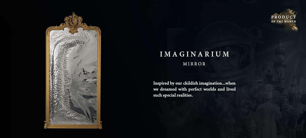 Imaginarium mirror -BESSA DESIGN